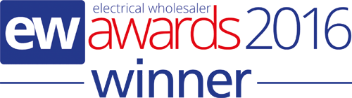 CDR Electrical Wholesalers - Winner of the Best Electrical Wholesaler (10 Branches or Less) 2016 Award!