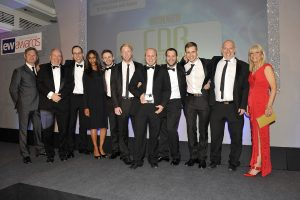 CDR Electrical Wholesalers at the Electrical Wholesaler Awards 2014